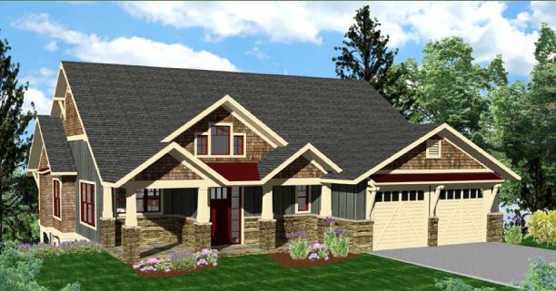 Magnolia house plan amarx homes for Magnolia house plans